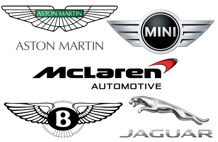 List of British cars