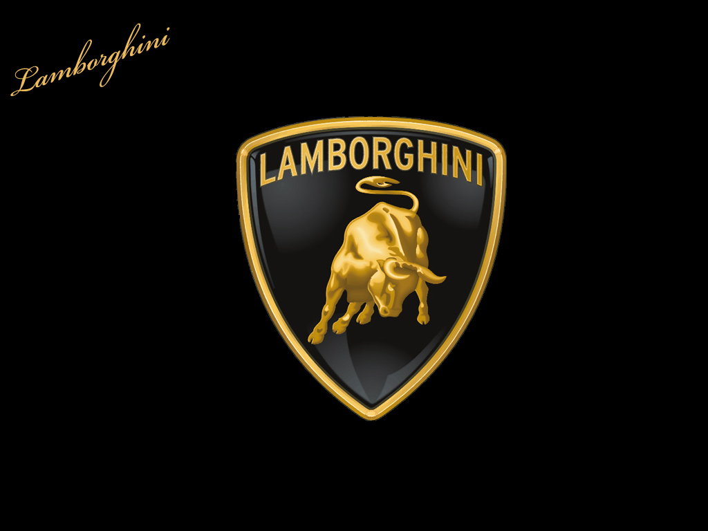 Lamborghini Emblem Wallpaper - WallpaperSafari