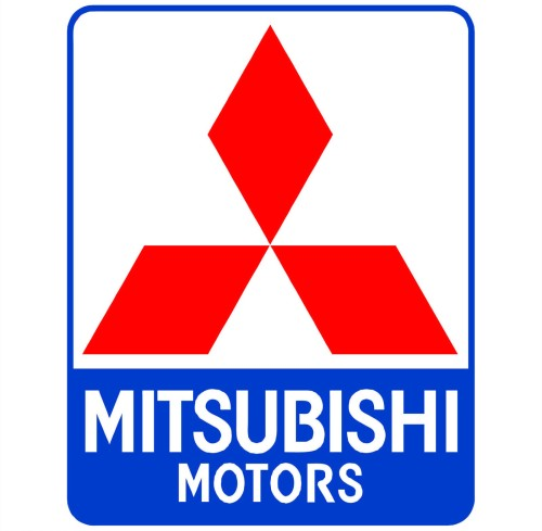 Logo Motori Mitsubishi