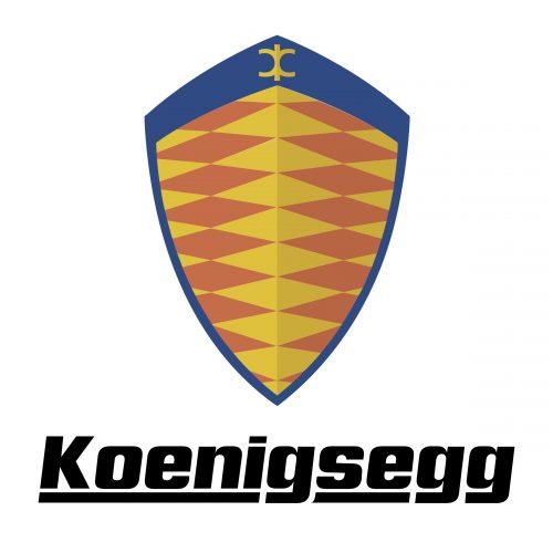 Koenigsegg car Logo