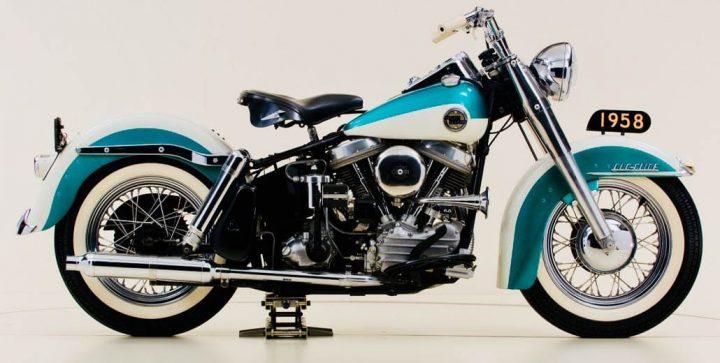 Harley Davidson DUO-GLIDE 1958