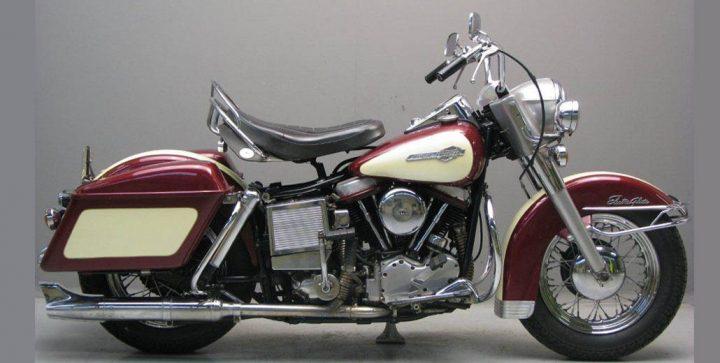 Harley Davidson FLH Electra Glide 1965