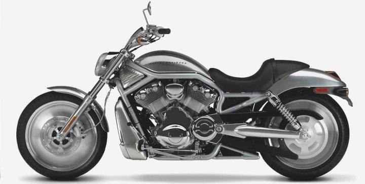 Harley Davidson VRSCA V-ROD 2002