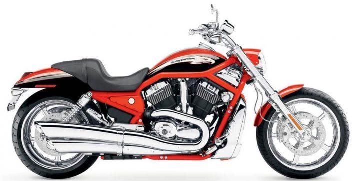 Harley Davidson VRSCSE2 2006