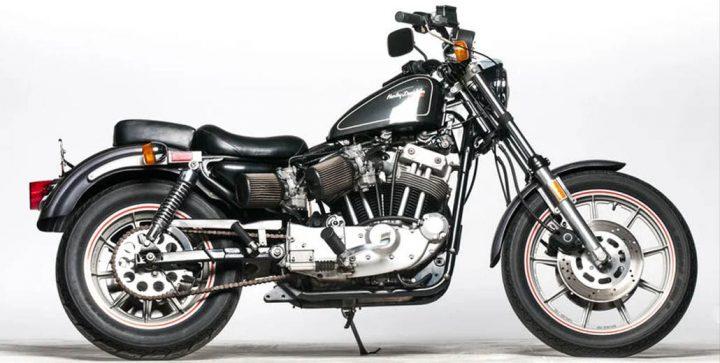 Harley Davidson XR-1000 1983