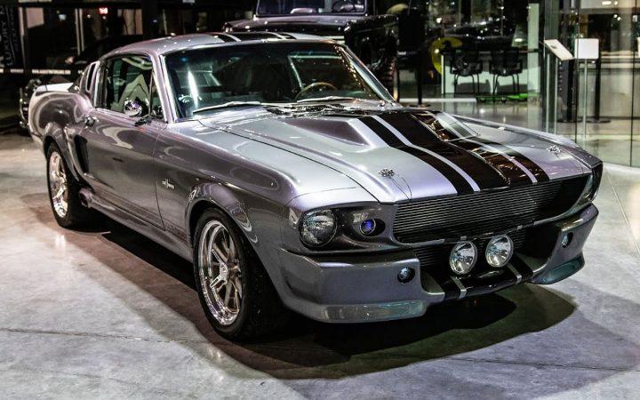 1967 Mustang GT500