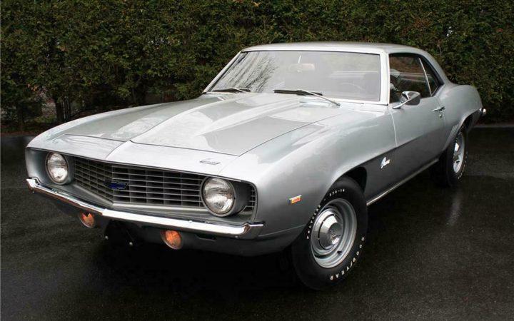 1969 Camaro ZL1