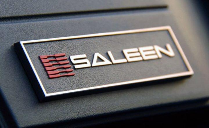 Saleen Emblem